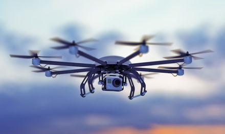 $19 for an Online UAV Flight-Training Course with Certificate from National Drone School ($199 Value)