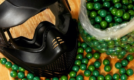 AllDay Paintball Package for One, Two, or Four at GearUp Paintball (Up to 59% Off)