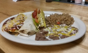 Isidro's Tex-Mex Grill Inc: $6 for $10 Worth of Tex-Mex Food — Isidro's Tex-Mex Grill Inc