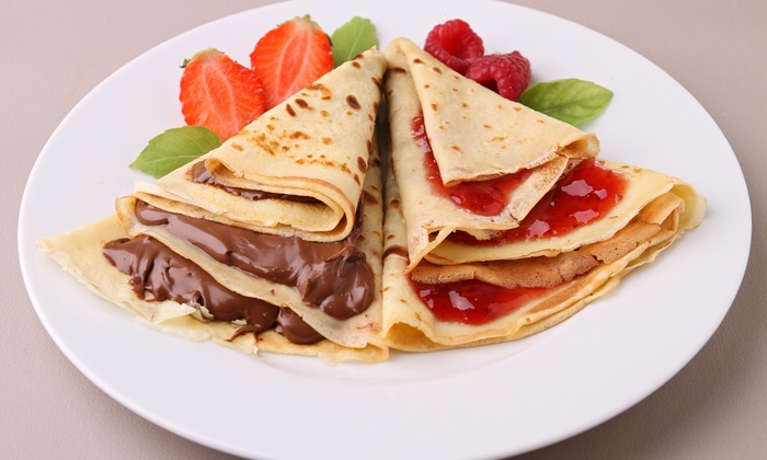 Keko Café - Midtown South Central: One Crepe with Purchase of 2 Crepes at Keko Café