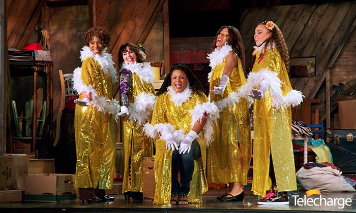 """Sistas: The Musical"" - St. Luke's Theatre: ""Sistas: The Musical"" (January 9–February 28)"
