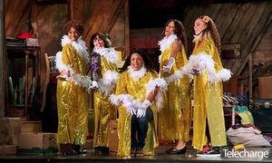 """""""Sistas the Musical"""": """"Sistas: The Musical"""" Through October 30"""