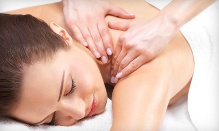 Serenity Spa Wellness Center - Gaithersburg: Energy-Stone or Deep-Tissue Massage or Detox Package at Serenity Spa Wellness Center (Up to 54% Off)