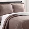 Della & Pratt Luxury Quilt Set (3-Piece)