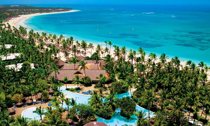 Bavaro princess all suites resort stay with airfare from for Round the world trips all inclusive
