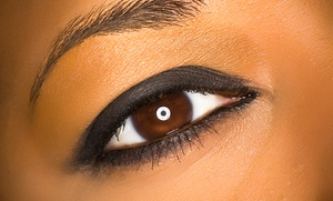 Skin Couture: Two or Four Eyebrow Groomings at Skin Couture (50% Off)