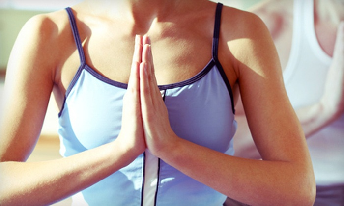 Synergy Yoga - Oceanfront: 5, 10, or 20 Classes at Synergy Yoga (Up to 73% Off)