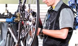 Fahrradstation: Fahrrad-Inspektion inkl. Kleinreparaturen, optional inkl. Reinigung bei der Fahrradstation (bis zu 51% sparen*)