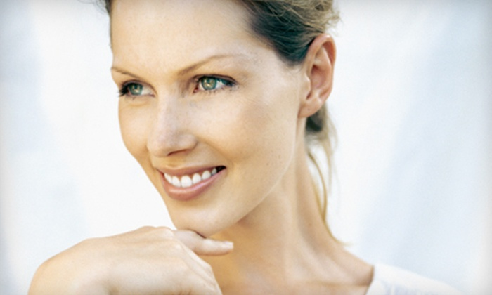 Dr. Bowers D.C. - Columbia: One or Three Non-Surgical Face-Lift Treatments at Dr. Bowers D.C. (Up to 62% Off)