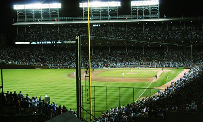 Brixen Ivy - Lakeview: $89 for a Rooftop View of a Chicago Cubs Game with Unlimited Food and Drinks at Brixen Ivy ($150.63 Value)