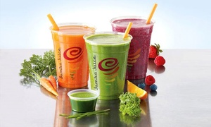 $16 for One Punch Card Good for Six Smoothies or Juices from Jamba Juice Buckhead ($33.54 Value)