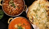 Up to 52% Off Meal Package for Carryout from India House