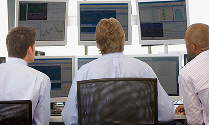 Acorn Wealth Corporation - Central Business District: In-Person Workshop for One or Two or Online Stock-Trading Class for One from Acorn Wealth Corporation (Up to 96% Off)