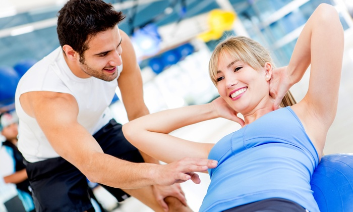 Trim-Lean.com - South Scottsdale: Four or Six Sessions of Personal Training from Trim-Lean.com (Up to 77% Off)
