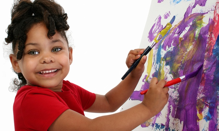 Go Have Fun Drop-In Childcare - Merritt Island: $40 for 10 Hours of Drop-In Childcare at Go Have Fun Drop-In Childcare ($70 Value)