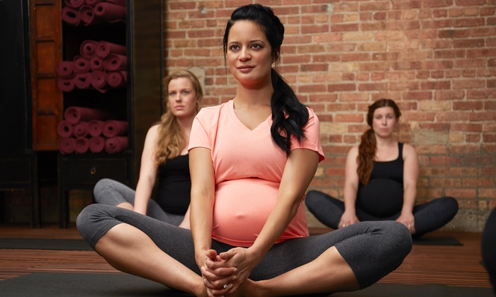 Dynamic Healing Systems - Canyon Gate: Three Prenatal Yoga Classes at Dynamic Healing Systems (69% Off)