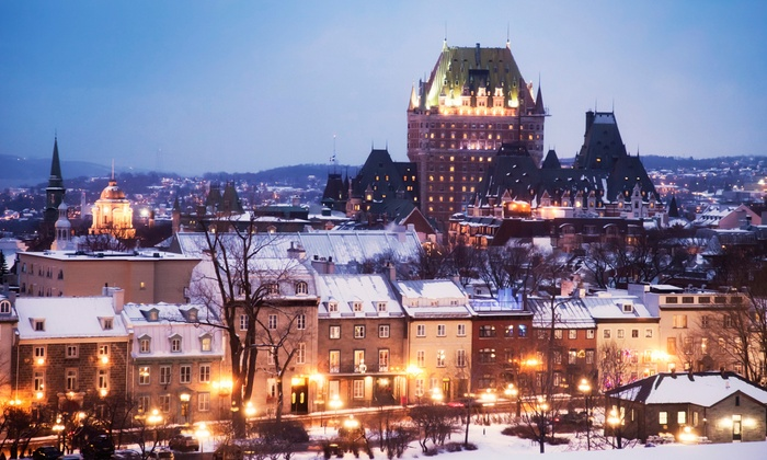 Le Manoir d'Auteuil - Quebec City: 2-Night Stay for Two with Daily Continental Breakfast and Drinks at Le Manoir d'Auteuil in Quebec City, QC