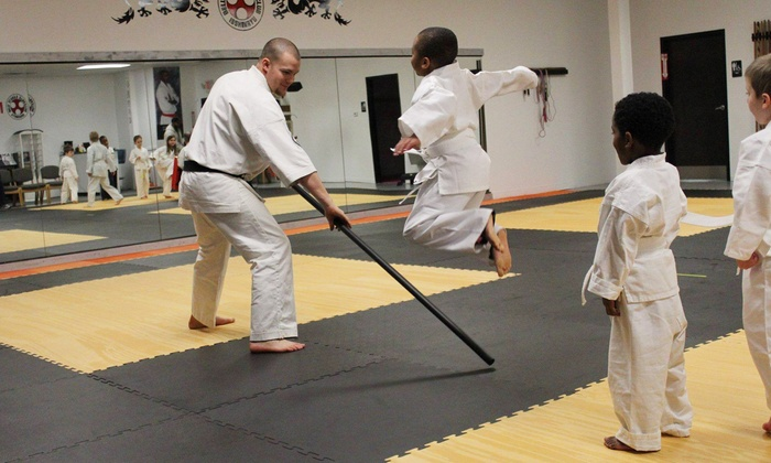 Belleville Martial Arts Institute - Belleville: One, Two, or Three Months of Isshinryu Karate Classes at Belleville Martial Arts Institute (Up to 61% Off)