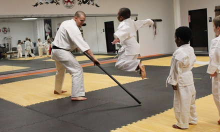 One, Two, or Three Months of Isshinryu Karate Classes at Belleville Martial Arts Institute (Up to 61% Off)