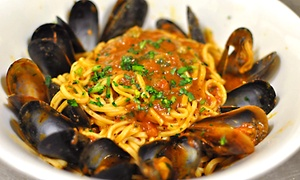 Caffe Delle Stelle: $35 for $50 Worth of Italian Food at Caffe Delle Stelle (Groupon Reservation Required)