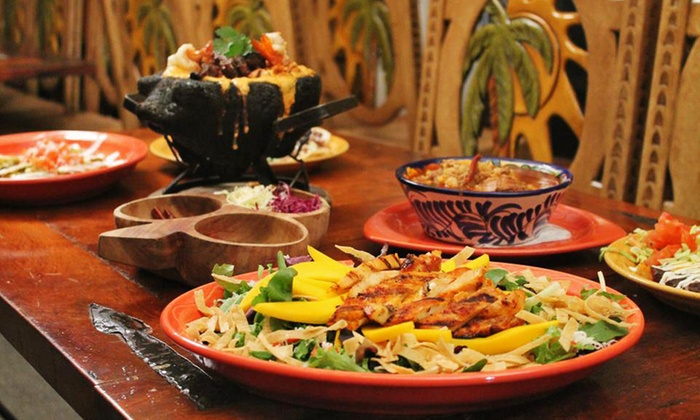 Cha-Cha's Cocina Mexicana - Rocklin: Lunch or Dinner for Two or Four at Cha-Cha's Cocina Mexicana (37% Off)