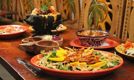 Lunch or Dinner for Two or Four at Cha-Cha's Cocina Mexicana (40% Off)