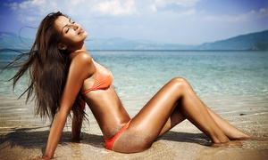 La Stella Tanning: Maintain a Sun-Kissed Glow with Two Mystic Tans at La Stella Tanning & Day Spa