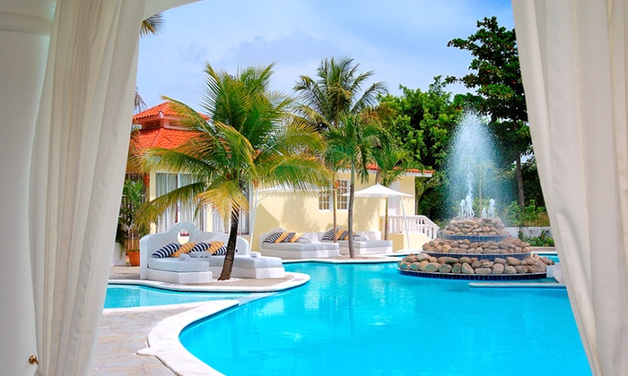 All-Inclusive Lifestyle Crown Residence Suites - Dominican Republic: All-Inclusive Stay at Lifestyle Crown Residence Suites in the Dominican Republic. Includes Taxes and Fees.