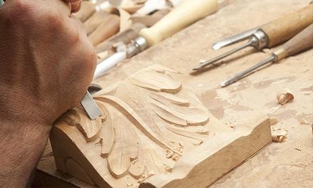 3 Stunden Schnitz-Workshop für 1 oder 2 Personen in der Holzbild Hauerei Gesa Wilmsmann (bis zu 59% sparen*)