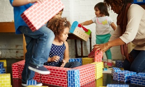Kidville- WILLIAMSBURG: $65forThree Kids' Classes, Five Playspace Passes, and $50 Birthday Party Credit at Kidville ($246Value)