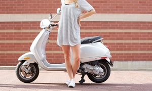 ScootersAndCars.com: One or Two 24-Hour Scooter Rentals from ScootersAndCars.com (Up to 51% Off)