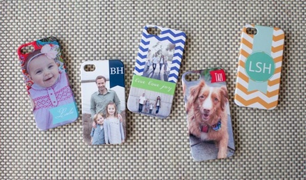 $15 for $45 Towards Picaboo Customized Mobile Cases