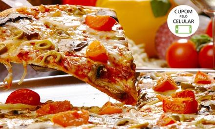 São Paulo Pizzaria – Asa Sul: rodízio de pizzas, massas, sushi, grelhados, crepes e caldos para 1, 2 ou 4