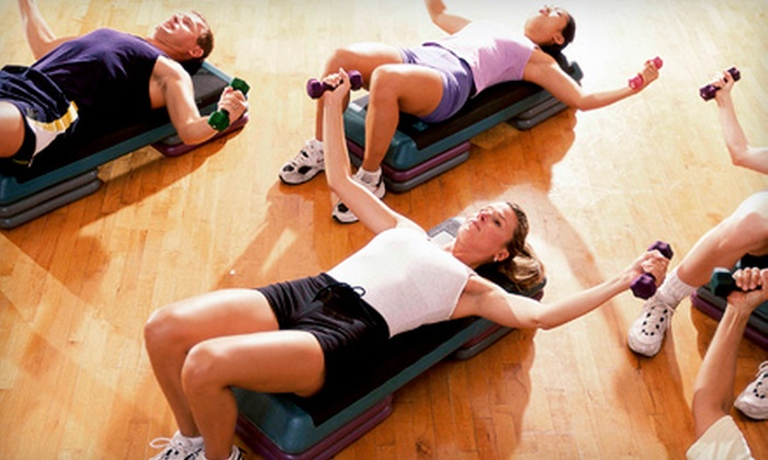 The Iron Room - Bethel: $5 for $10 Worth of Gym Visits at The Iron Room