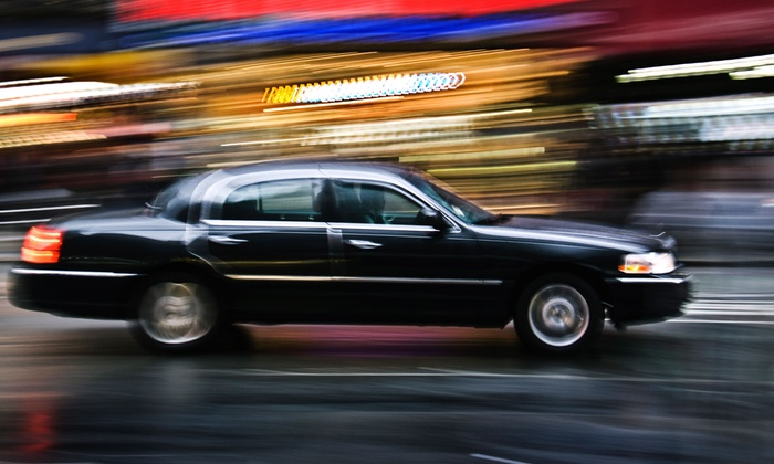 Ride on Time Transportation - Boston: One-Way or Round-Trip Transportation to Logan Airport from Ride on Time Transportation (Up to 80% Off). Six Options.