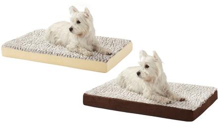Bunty Ultra Soft Fur Pet Mattress Bed