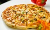 Sarpino's Pizzeria - Sarpino's Pizzeria: Family Pizza Meal with Garlic Bread Sticks and Wings or $12 for $20 Worth of Pizza at Sarpino's Pizzeria