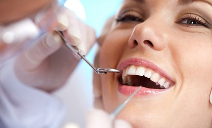 image for $72 for One New Patient Dental Exam Including X-Rays and Cleaning at Mena Dental ($395 Value)