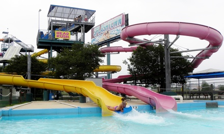 General Water-Park Admission for One, Two, or Four at Splashtown San Antonio (Up to 37% Off)