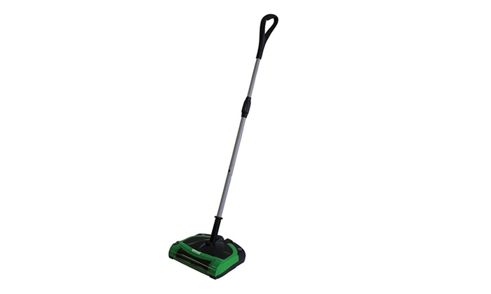 Cordless Electric Sweeper Groupon Goods