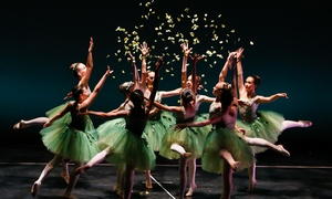 Pacific Ballet Conservatory: $39 for $115 Worth of Dance Classes at Pacific Ballet Conservatory