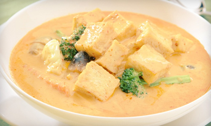 Bangkok Cuisine - Summit - University: $10 for $20 Worth of Thai Food at Bangkok Cuisine