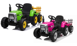 Tracteur électrique pour enfant