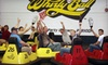 Whirlyball (Detroit) - Novi: $155 for a Whirlyball Outing for Up to 15 People with Pizza, Choice of Salad or Chips, and Soda ($364 Value)