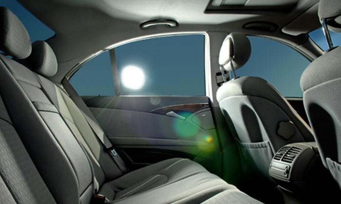 East Coast Customz - Lower Christiana: Auto Detailing, Window Tinting, or Both at East Coast Customz (Up to 59% Off)
