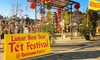 "Lunar New Year ""Tết"" Festival - Qualcomm Stadium: Carnival Rides, Food, and Mystic Knots for One, Two, or Four at Lunar New Year ""Tết"" Festival (Up to 64% Off)"