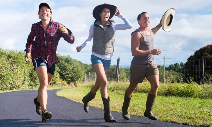 Moonshine Miles - Sleep Train Amphitheater: $29 for Admission to a 5K & Country Music Festival for 1 at Moonshine Miles on Sat, March 19 ($65 Value)