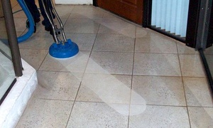 Dirt Free Carpet Cleaning: $99 for Tile and Grout Cleaning for Up to 200 Square Feet from Dirt Free Carpet Cleaning ($200 Value)