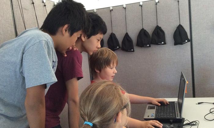 Caml Academy - Carpenter Village: Computer Science Education Camp at CAML Academy (45% Off)