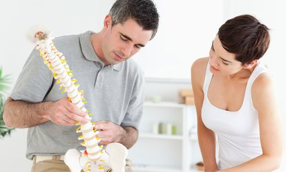 image for Chiropractic Consultation, Report and Two Treatments from Chiropractic First (75% Off)